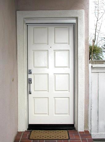 Bon Show Off Your Beautiful Door With Our Hidden Screen Door