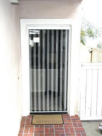 Amazing Secret Screen: Pull Down Retractable Screen Doors